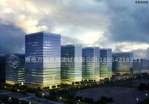 山东烟台蓝色智谷项目产业园区地下车库