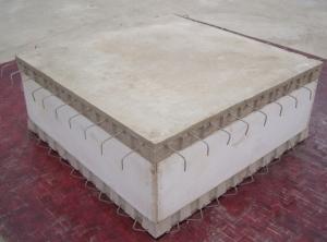 水泥装配箱在网梁楼盖中有哪些优势?