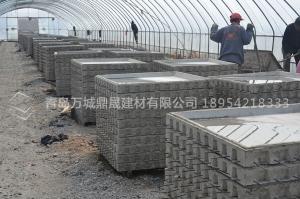 空心楼盖是运用硫化橡胶的高分子材料特点