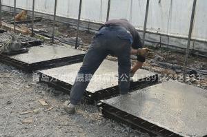 装配式混凝土网梁空心楼盖装配箱
